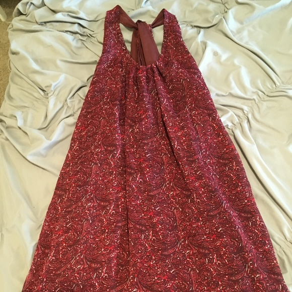 Converse Dresses & Skirts - Red Floral Sundress
